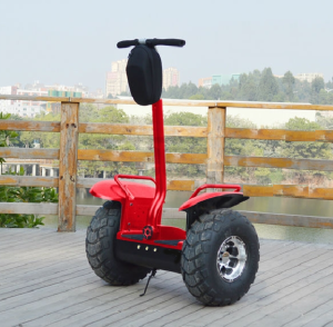 CoolGo Latest Off-road 2 wide wheel self-balancing scooter SC-F3 (red)-0